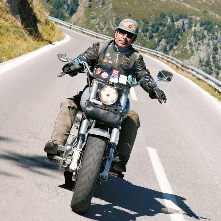 Alle Motorrad-Vorzüge auf einen Blick: