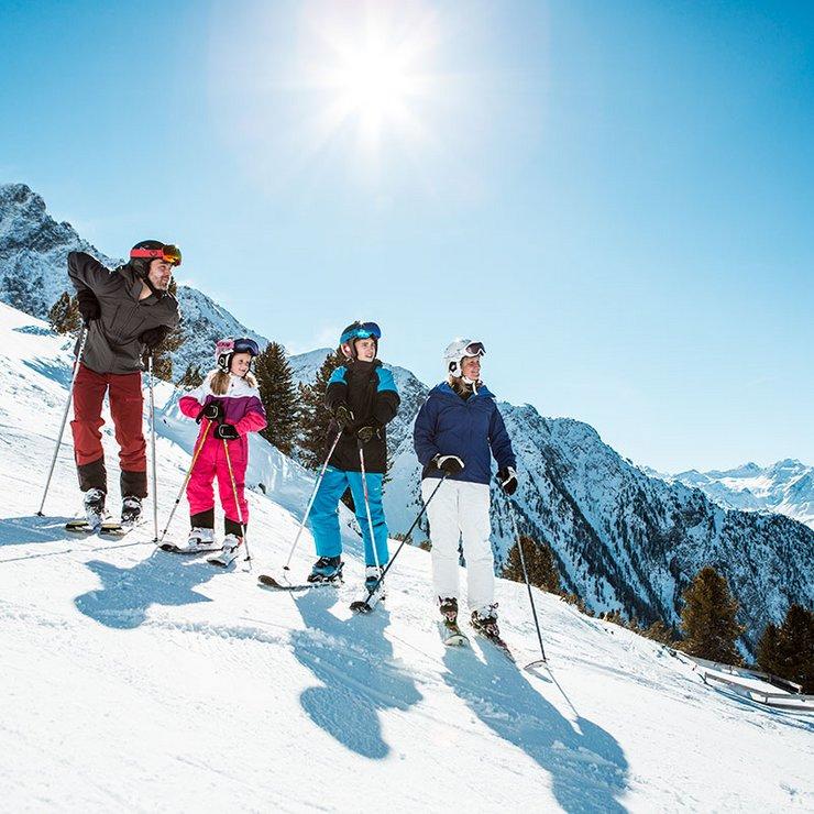 Hochoetz-Kühtai Ski Region